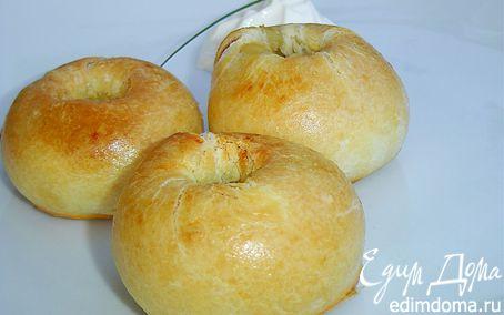 Рецепт Кныши с начинкой из картофеля