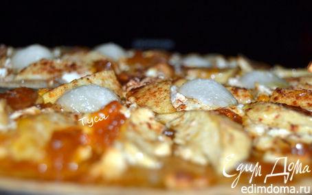 Рецепт Сладкая пицца