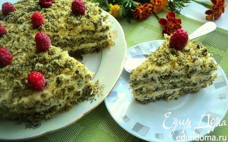 Рецепт Торт «Лесной мох»