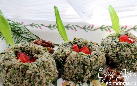 Рецепт Пхали из шпината