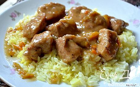 Рецепт Свиное рагу