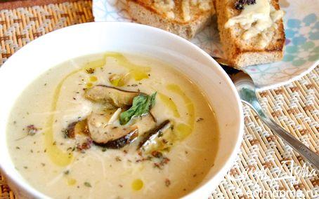 Рецепт Еще раз о супе-пюре