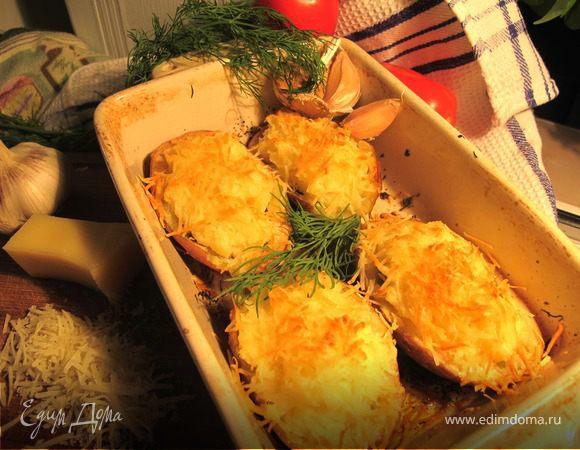 Картофель по-швейцарски