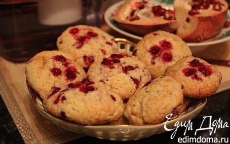 Рецепт Печенье с ягодами