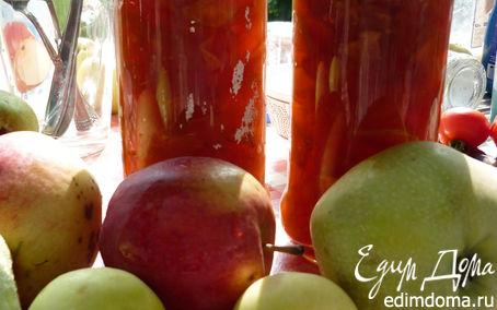Рецепт яблочные вариации (варенье)