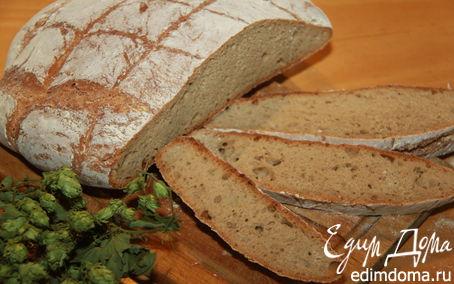 Рецепт Пшенично-амарантовый хлеб