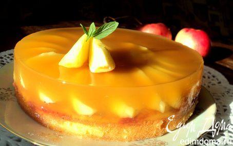 Рецепт Яблочный пирог «Чакката»