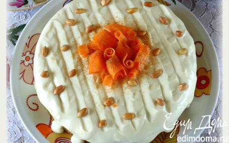 Рецепт – Любимый морковный пирог Оззи