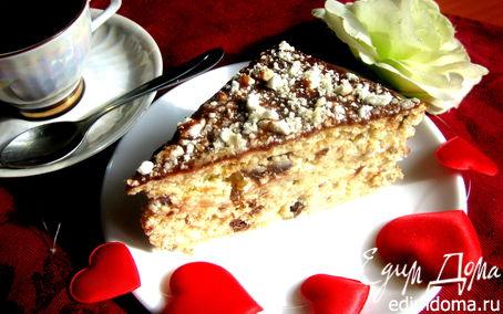 Рецепт Торт без выпечки с творожным сыром