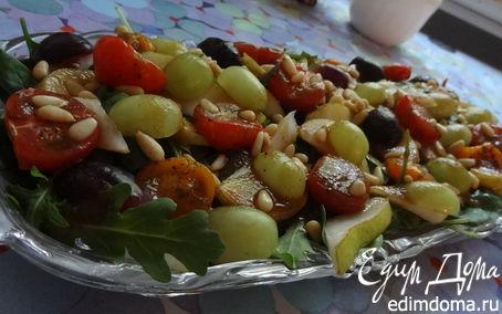 Рецепт Французский салат-аперитив