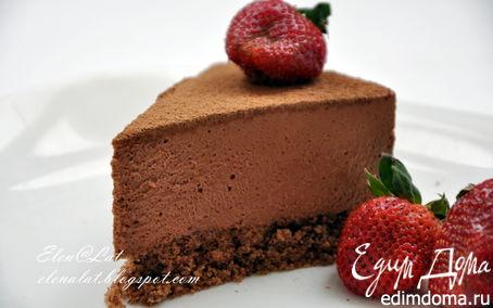 Рецепт Трюфельный торт в мультиварке
