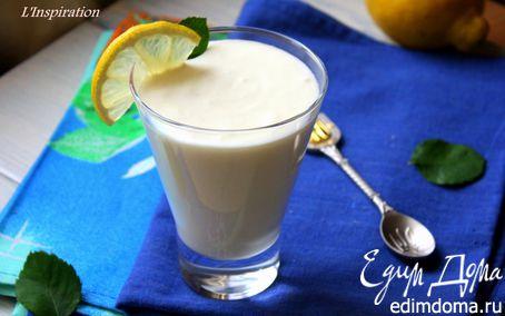 Рецепт Лимонный силлабаб
