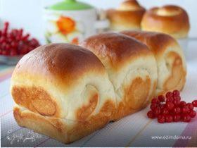 Хлеб с адыгейским сыром