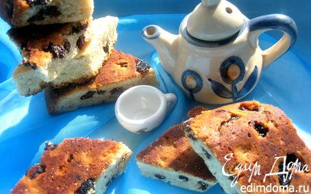 Рецепт Печенье на майонезе с изюмом