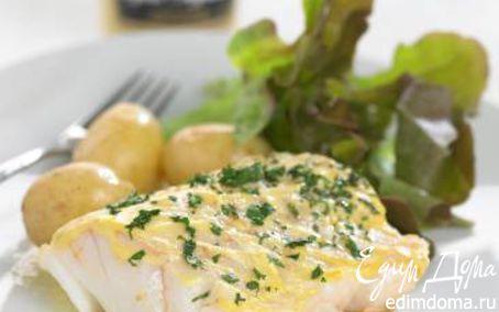 Рецепт Рыба с дижонской горчицей