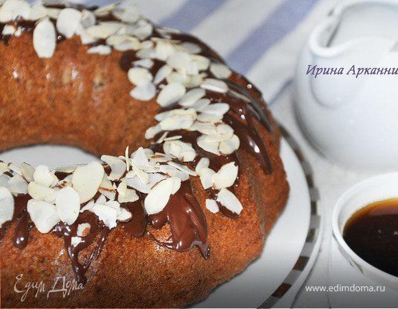 Ореховый кекс с пряностями