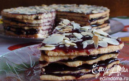 Рецепт Неаполитанский торт