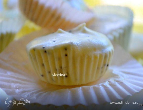 Мини-семифреддо с лимонным вкусом
