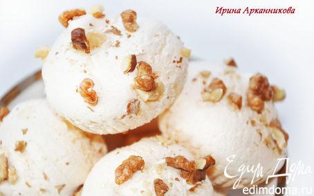 Рецепт Безе с грецким орехом