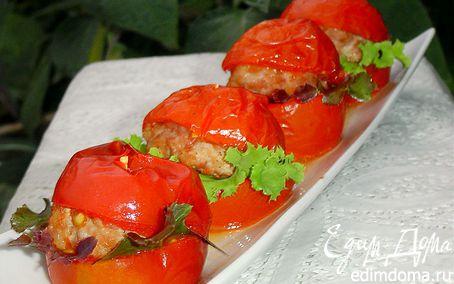 Рецепт Помидорный гамбургер