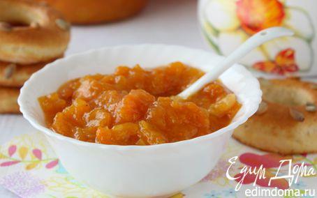 Рецепт Тыквенное варенье со вкусом абрикосов