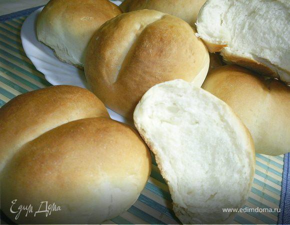 Аппетитные французские булочки