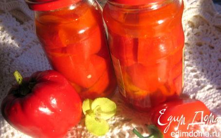 Рецепт Маринованный перец