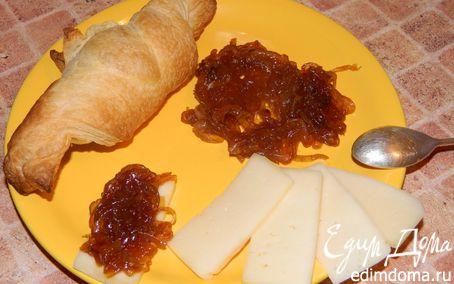 Рецепт Французское луковое варенье