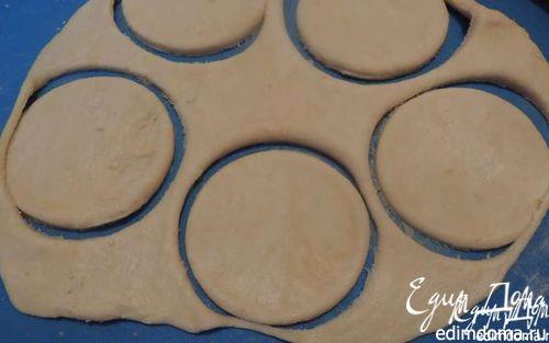 Рецепт Слоеное пивное печенье