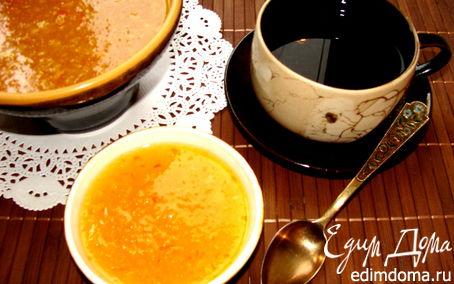 Рецепт Апельсиново-лимонный конфитюр с имбирем