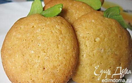 Рецепт Печенье песочное (на желтках)