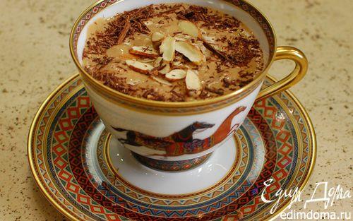 Рецепт Бананово-кофейный десерт