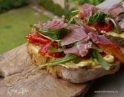 Бутерброд по-венециански