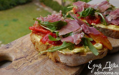 Рецепт Бутерброд по-венециански