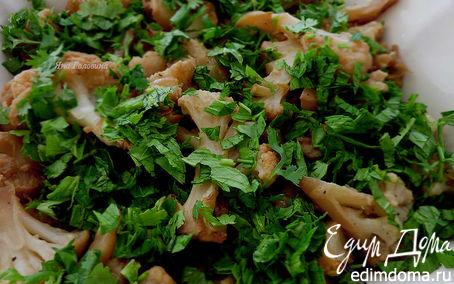 Рецепт Цветная капуста, запеченная с соей