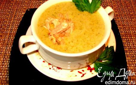 Гороховый суп от скрипкиной анастасии