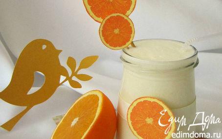 Рецепт Апельсиновый смузи