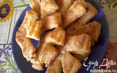 Рецепт Печенье ''Гусиные лапки''