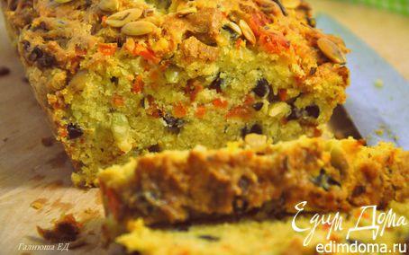 Рецепт Хлеб с овощами