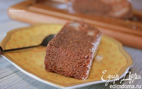 Рецепт Шоколадный манник в мультиварке