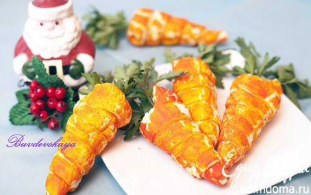"""Рецепт """"Волшебная"""" морковка на Новый год"""
