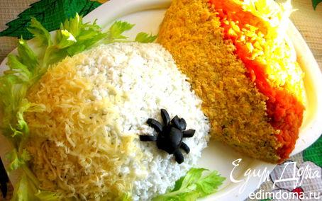 Рецепт Паштет из печени и грибов