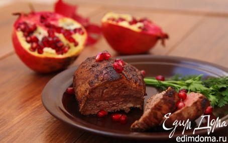 Рецепт Свинина в интересном маринаде