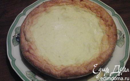 Рецепт сырный пирог в мультиварке в мультиварке
