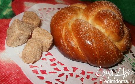 Завитушки булочки с изюмом рецепт с 5