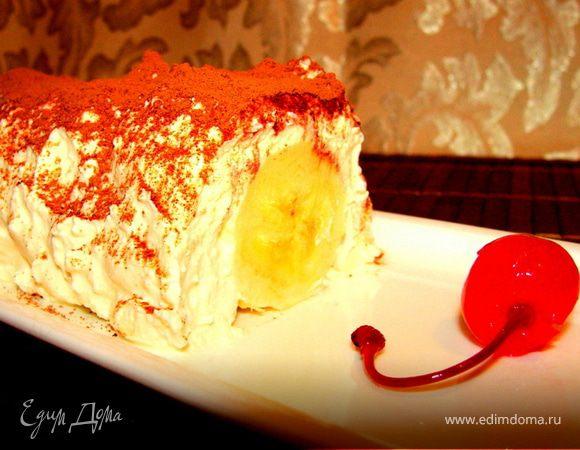 Творожный десерт с сюрпризом