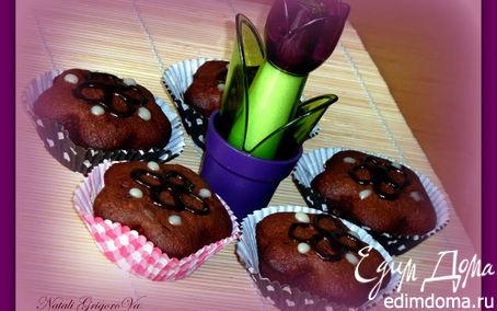 Рецепт Шоколадные маннички