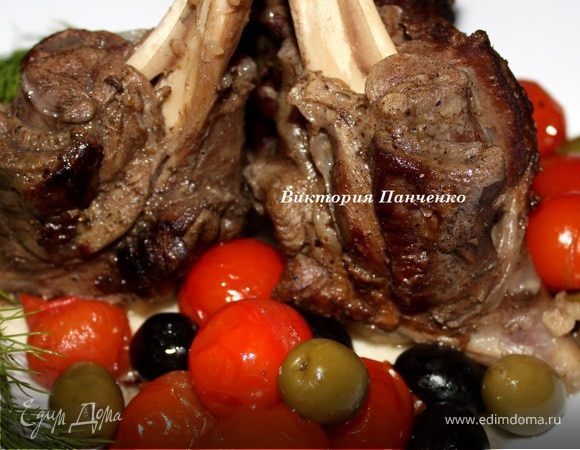 рецепты салатов с маслинами или оливками и