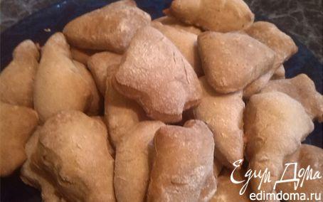 Рецепт Заварное медовое печенье