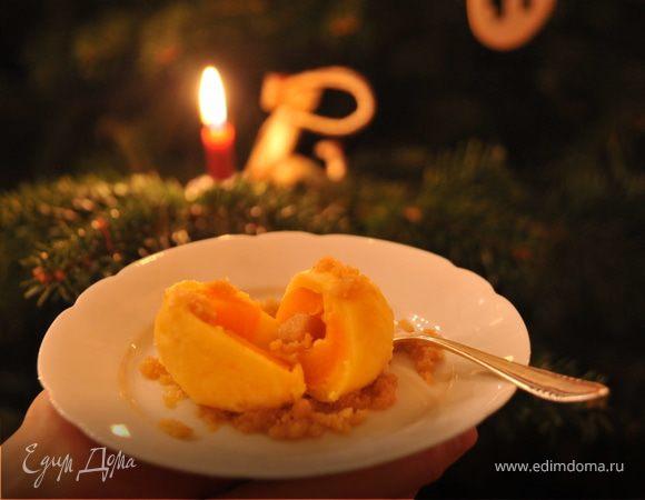 Клецки с абрикосовой серединкой «Верю я, день придет...»